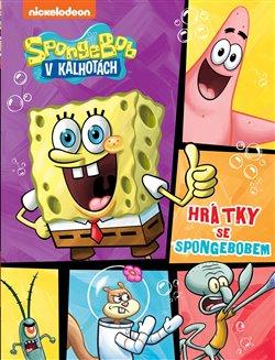 Obálka titulu Hrátky se SpongeBobem