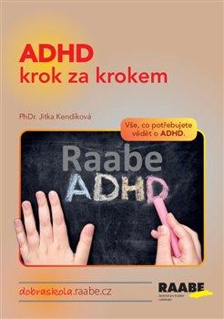 Obálka titulu ADHD krok za krokem