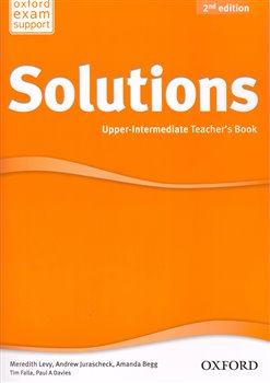 Maturita Solutions 2nd Edition Upper Intermediate Teacher´s Book