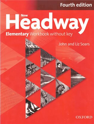 New Headway Fourth Edition Elementary Workbook Without key