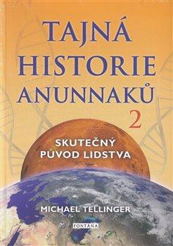 Obálka titulu Tajná historie Anunnaků 2