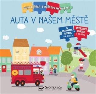 Auta v našem městě - Nicola Berger | Booksquad.ink