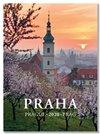 Obálka knihy Kalendář 2020 nástěnný - Praha