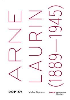 Obálka titulu Dopisy (Arne Laurin 1889-1945)