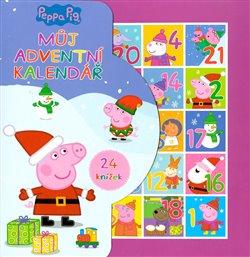Obálka titulu Peppa Pig - Můj adventní kalendář