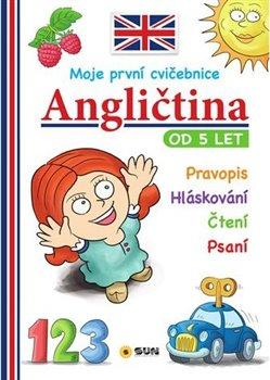 Obálka titulu Moje první angličtina-od 5let cvičebnice