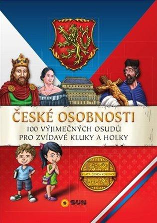 České osobnosti - 100 vyjímečných osudů - - | Booksquad.ink