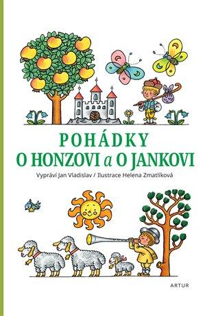 Pohádky o Honzovi a o Jankovi - Jan Vladislav | Booksquad.ink