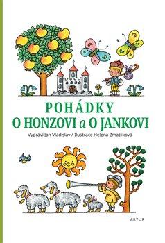 Obálka titulu Pohádky o Honzovi a o Jankovi