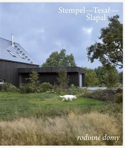 Obálka titulu Stempel - Tesař - Šlapal. Rodinné domy