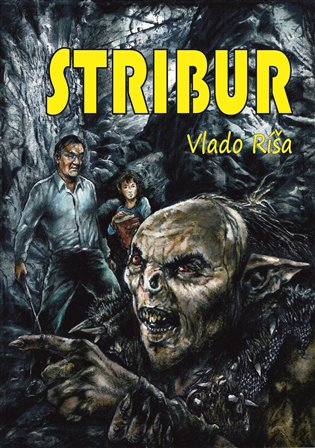 Stribur - Vlado Ríša | Booksquad.ink