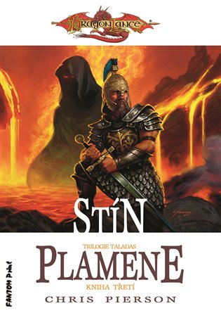Stín plamene: Dragonlance: Taladas 3 - Chris Pierson | Booksquad.ink
