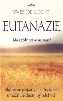 Obálka titulu Eutanazie