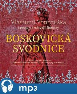 Obálka titulu Boskovická svodnice