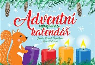 Adventní vybarvovací kalendář - Jarmila Hannah Čermáková | Replicamaglie.com