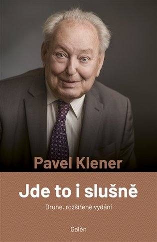 Jde to i slušně - Pavel Klener   Booksquad.ink