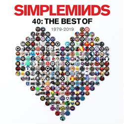 Obálka titulu 40: The Best Of Simple Minds
