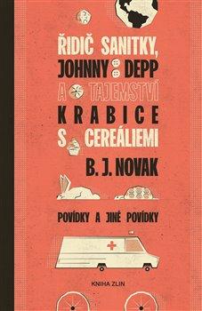 Obálka titulu Řidič sanitky, Johnny Depp a tajemství krabice s cereáliemi
