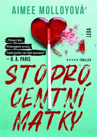 Stoprocentní matky - Aimee Molloyová | Booksquad.ink