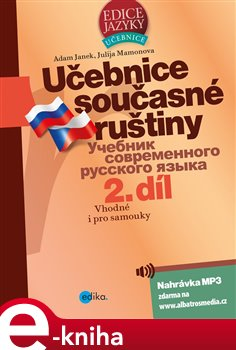 Obálka titulu Učebnice současné ruštiny, 2. díl