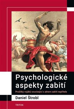 Obálka titulu Psychologické aspekty zabití