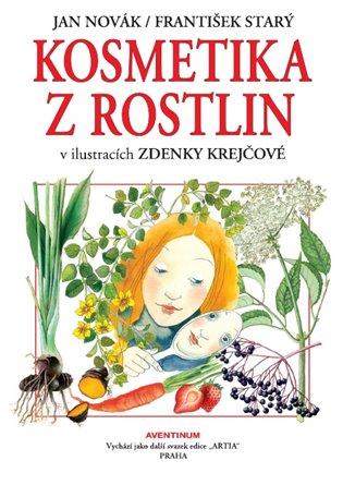 Kosmetika z rostlin - Jan Novák, | Booksquad.ink