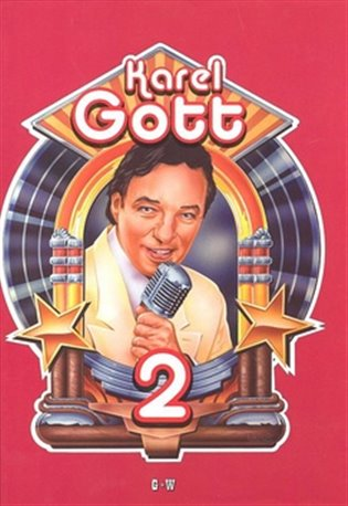 Karel Gott 2 - Mirek Černý   Replicamaglie.com
