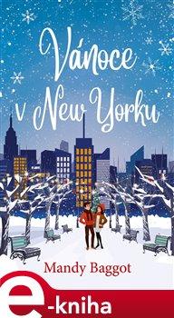 Obálka titulu Vánoce v New Yorku