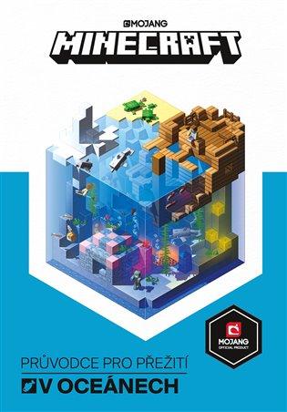 Minecraft - Průvodce pro přežití v oceánech - - | Booksquad.ink