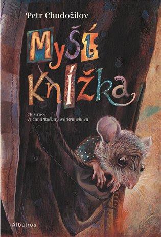 Myší knížka - Petr Chudožilov | Booksquad.ink