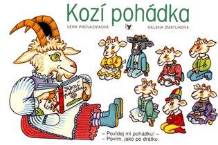 Kozí pohádka - Věra Provazníková | Booksquad.ink