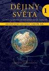 Obálka knihy Dějiny světa 1