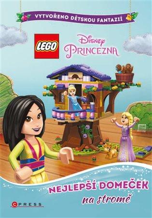 Lego Disney Princezna Nejlepší domeček na stromě - -   Booksquad.ink