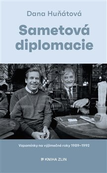 Obálka titulu Sametová diplomacie