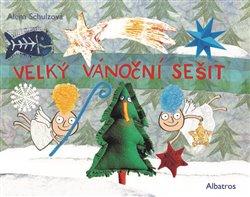 Obálka titulu Velký vánoční sešit