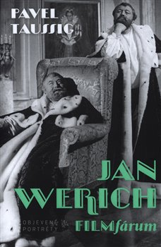 Obálka titulu Jan Werich. FILMfárum