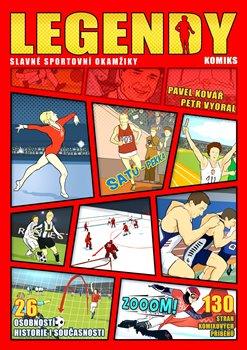 Obálka titulu Legendy: slavné sportovní okamžiky