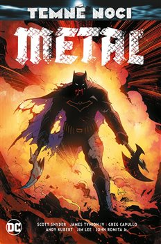 Obálka titulu Temné noci - Metal 1