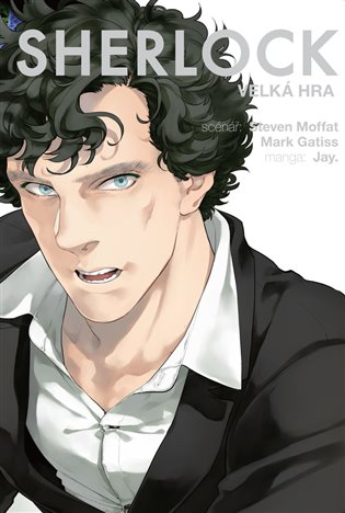 Sherlock 3: Velká hra - Steven Moffat | Booksquad.ink