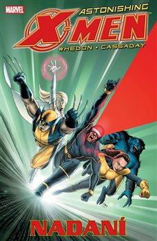 Obálka titulu Astonishing X-Men 1: Nadaní