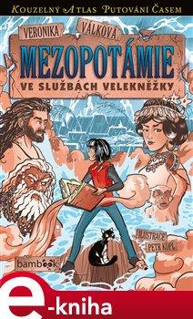 Obálka titulu Mezopotámie