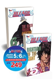 Bleach 5+6 START