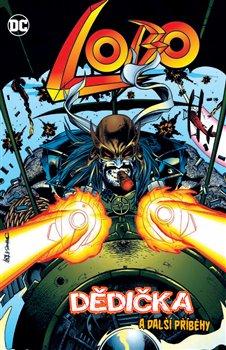 Obálka titulu Lobo: Dědička a další příběhy