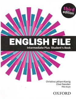 English File Third Edition Intermediate Plus Student´s Book