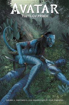 Obálka titulu Avatar 1: Tsu'tejův příběh