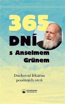 Obálka titulu 365 dní s Anselmem Grünem