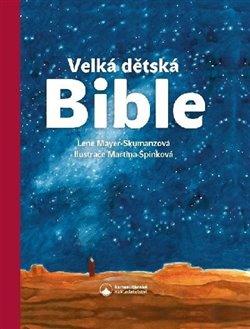 Obálka titulu Velká dětská Bible