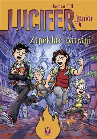 Lucifer junior 4 - Zapeklité pátrání - Jochen Till | Booksquad.ink