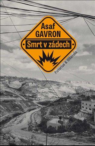 Smrt v zádech - Asaf Gavron | Booksquad.ink