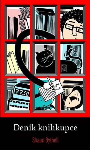 Deník knihkupce - Shaun Bythell | Booksquad.ink